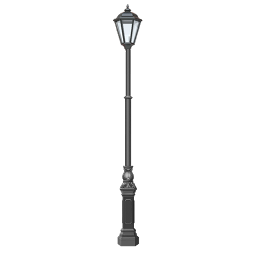 Чугунный фонарь 5 метров