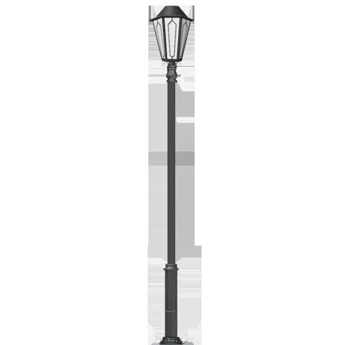 Купить городской фонарь до 4,5 метров