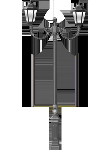 Купить садовый фонарь до 3500 мм