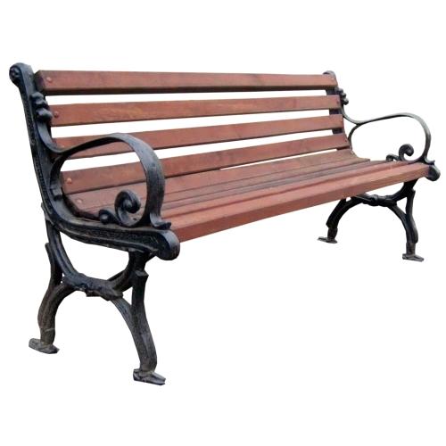 Приобрести скамейку чугунно деревянную