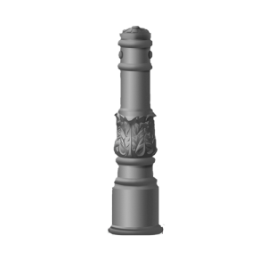 Столбик ограждения 840 240 мм