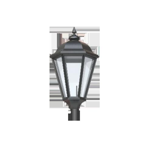 Купить уличный светильник на столб