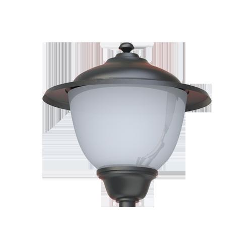 Купить светильник для уличного столба