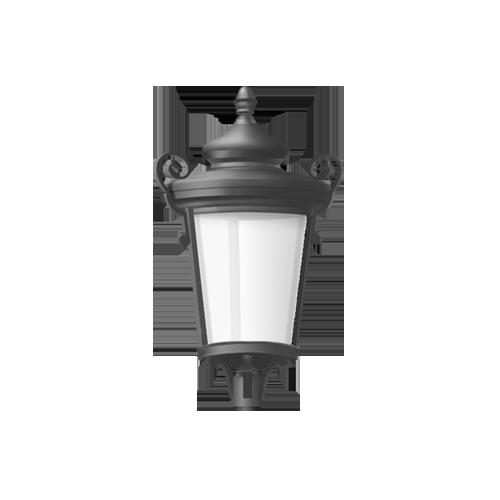 Купить светильник на фонарный столб