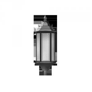 Купить светильник с креплением к столбу