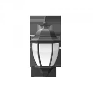 Купить светильник с креплением на столб