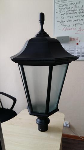 Купить светильник столбовой