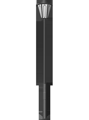 Купить уличный фонарь 3500 мм